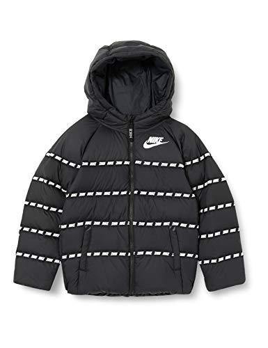 Nike Kinder Daunenjacke Sportswear, Black/White, S, CU9154-010