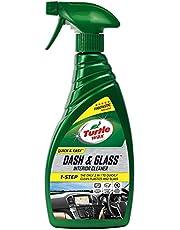 Turtle Wax 51783 Dash & Glass Auto Dashboard En Raamscherm Glanzen 500Ml