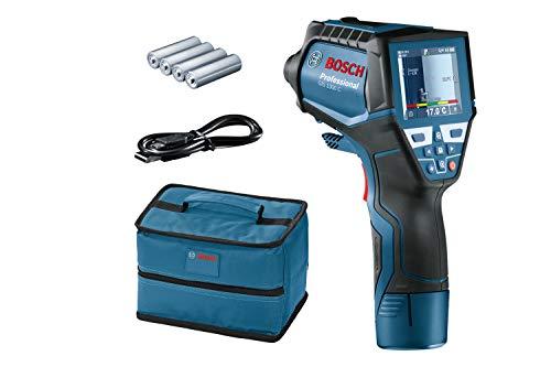 Bosch Professional0601083370 GIS 1000 C Professional Thermaldetector, blauw