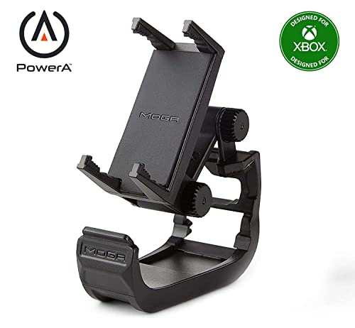 POWER A Moga Mobile Gaming Clip 2.0 for Xbox Controllers, Phone Clip, Cloud Gaming, Android - Xbox Series X