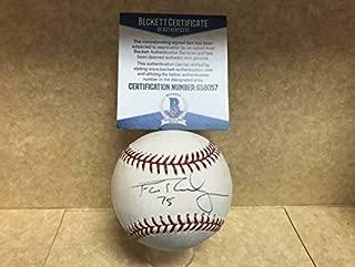 Best francisco rodriguez autographed baseball Reviews