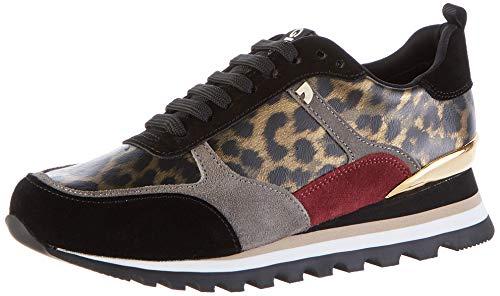 Gioseppo 56913, Zapatillas Mujer, Multicolor (Leopardo Leopardo), 36 EU