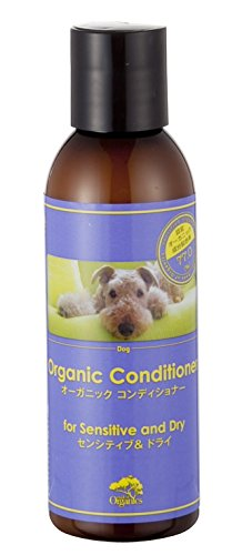 メイドオブオーガニクス フォー ドッグ (made of Organics for Dog) オーガニック コンディショナー 125ml