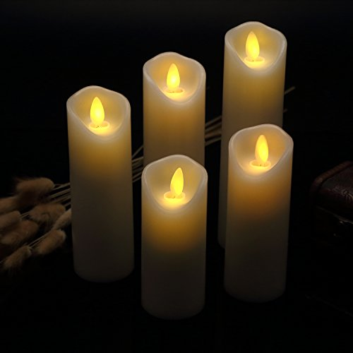 The candles that won't burn you