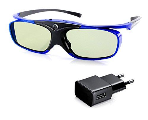 Cinemax - Gafas 3D DLP-Link'Hi-Shock...