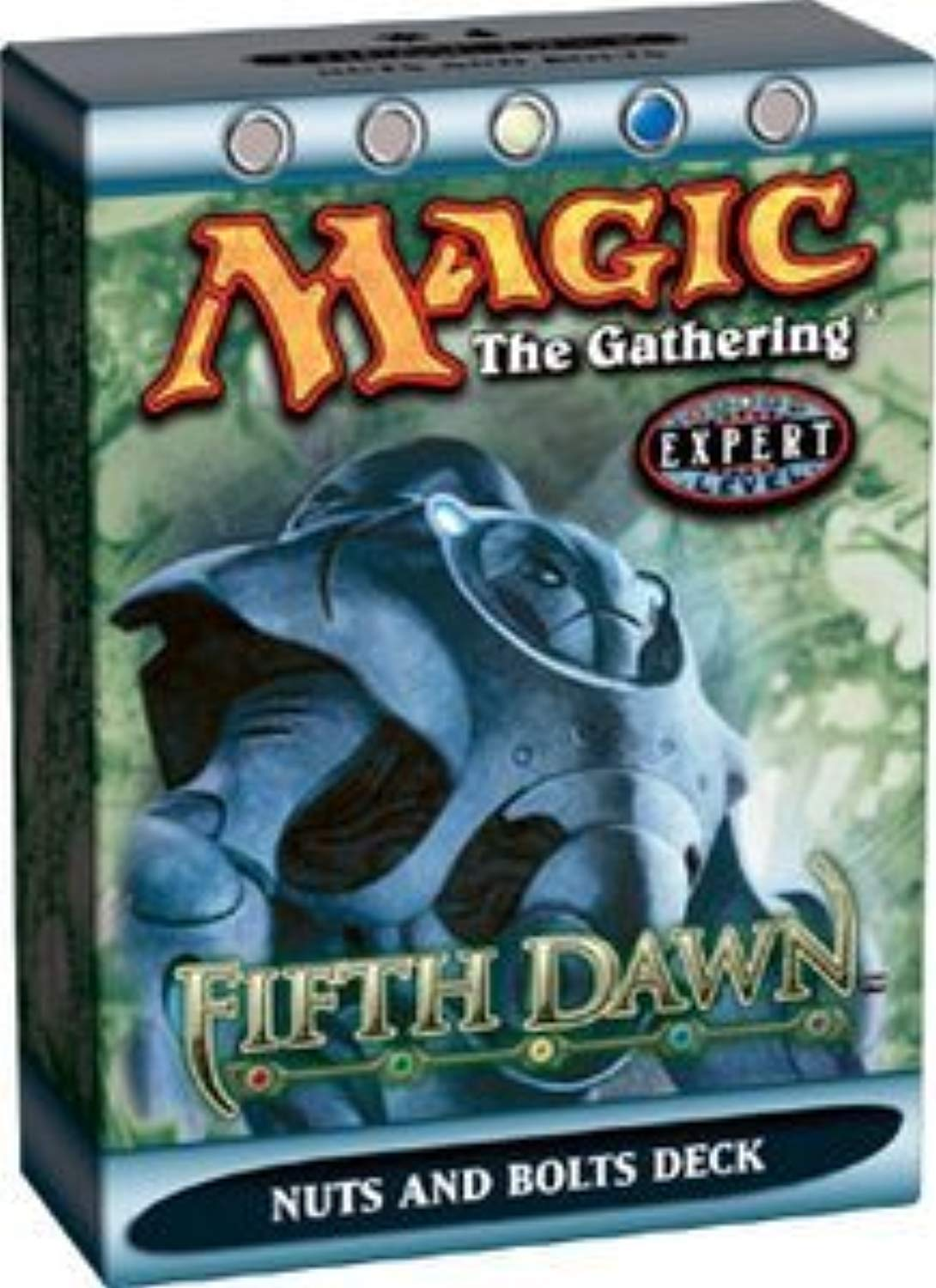 Magic the Gathering MTG Fifth Dawn Nuts & Bolts Theme Deck by Wizards by Wizards