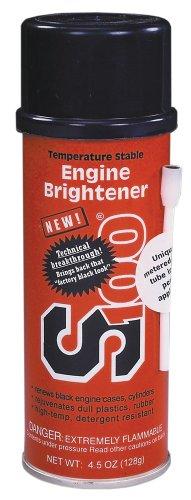 S100 19200A-02 Engine Brightener Aerosol - 4.5 oz, 2-Pack