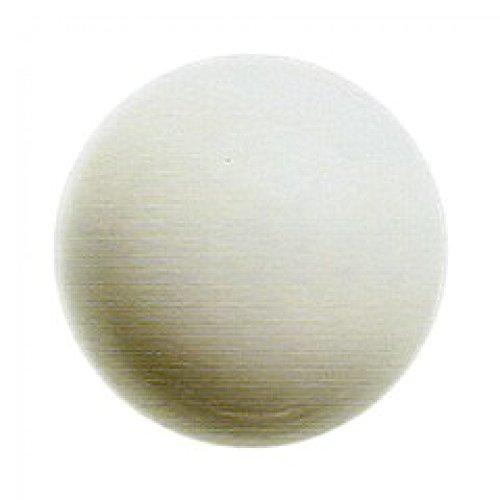 Hemline Shanked Bouton rond Blanc 17,5 mm-Lot de 4