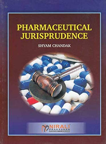Fourth edition Pharmaceutical Jurisprudence