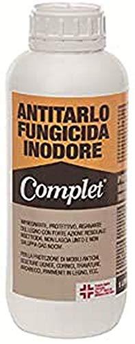 Complet Antitarlo Fungicida Protettivo Inodore Incolore - 500 Ml