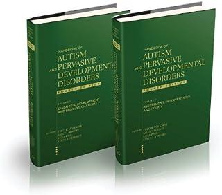Handbook of Autism and Pervasive Developmental Disorders: 2 Volume Set