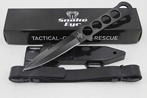 Snake Eye Tactical Dive Knife ll, A…