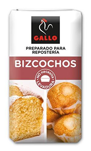 Gallo - Harina con levadura - Preparado para repostería - 1 kg