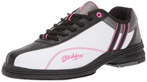 KR Strikeforce #4 Blue Suede Bowling Shoe Slide Sole