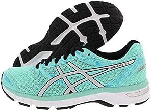 ASICS Women's Gel-Excite 4 Running Shoes, 8.5M, Aruba Blue/Silver/Aquarium