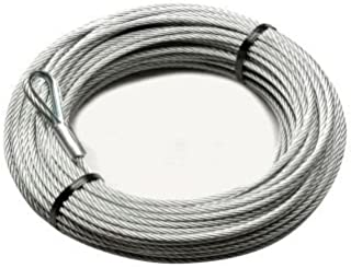 Tie Down Tranzsporter Replacement Cable for 200lb Shingle Hoists
