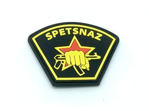 Spetsnaz Fuerzas Especiales Rusas PVC Parche
