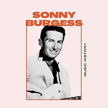 Sonny Burgess - Music History