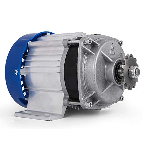 OldFe 48V Elektrischer bürstenloser Gleichstrommotor 500W Bürstenloser Elektromotor