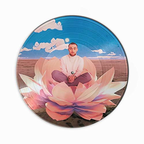 Mac Miller Good News Album Print on a Retro Vinyl Record Stylish Home Decor Wall Hangings Great Gift Idea Unique Poster