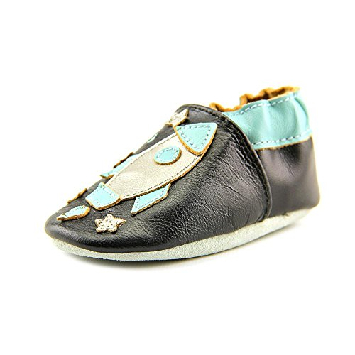 Momo Baby baby-boys Bootie Blue Size: 6-12 Months Inf