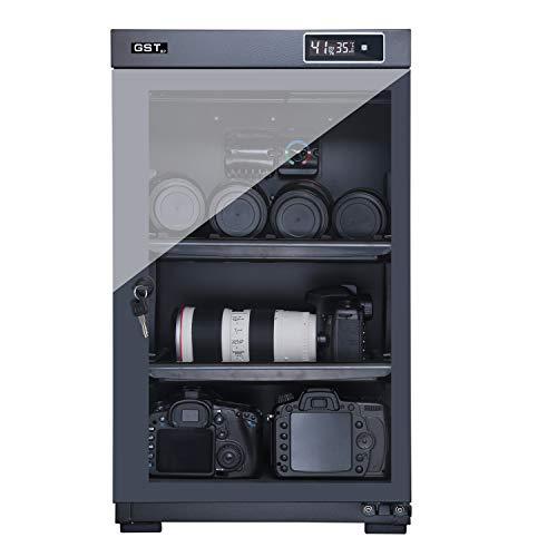 防湿庫 カメラ防湿庫 カビ対策 カメラ収納ケース ドライボックス 容量60L (60L)