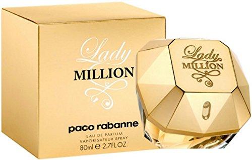 Paco Rabanne millones de candelas de Potencia Señora y el niño en traje de neopreno para mujer EDP 80 ml
