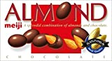 Meiji almond chocolate 88g ~ 10 pieces