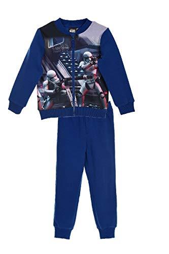 Star Wars Chándal para niños con diseños de Star Wars para Niños y Niñas Yoda (1054) 4 años