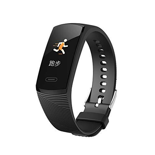 Monland K1 Smart Fitness Tracker Gesundheit Herz Frequenz Blutdruck Schlaf Monitor Smartband IP67 Wasserdichtes Sport Smart Armband