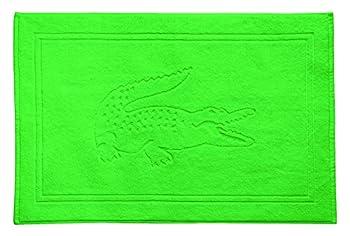 Lacoste Croc Tub Mat 100% Cotton 900 GSM 22 x34  Glade