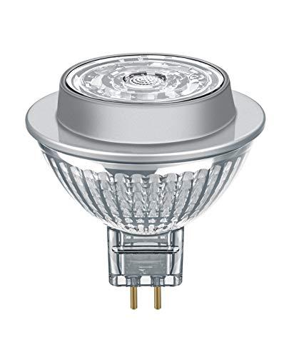 Osram LPMR16D5036 7.8W/830 12V GU5.3 FS1 Lampada LED, Pin Base, Reflector Mr16, LV Dim, 7.8 W, 12 V