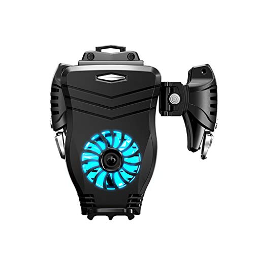 DROHOO Tasa de conversión de frecuencia de disipación de Calor de Fire King Automatic Game Hand, Black 2