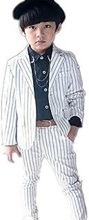 男の子 キッズ着衣装 子供スーツ ズボン、ジャケット 2色2点セット入荷 卒業式/入園式/発表会/七五三/フォーマル 90~140cm