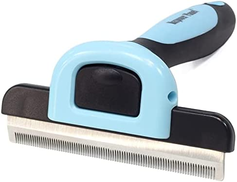 Maxpower Planet Pet Deshedding Brush for Dogs and Cats,Effectively Reduces Shedding by Up to 95%