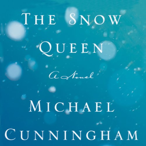 The Snow Queen audiobook cover art