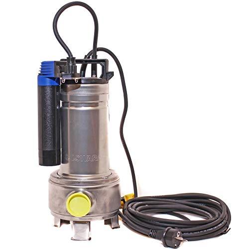 LOWARA Schmutzwasserpumpe TypDOMO 7VX-B GT mit Schwimmschalter 0-55kW