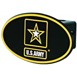 U.S. Army Star Trailer Hitch Cover
