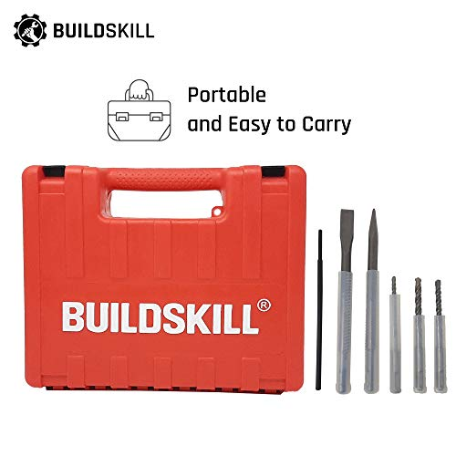 Buildskill BGBH26RE Rotary Hammer Drill (26 mm Chuck Size, 1000 W)