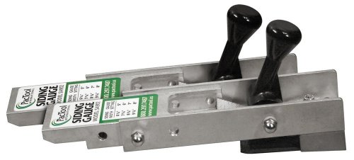 PacTool International SA902 Gecko Gauge, Fiber Cement Siding Installation Tool (1 Set)