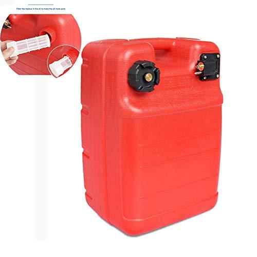 cheerfulus Tube de Tuyau de réservoir d'essence pour Bateau - 122 Pouces