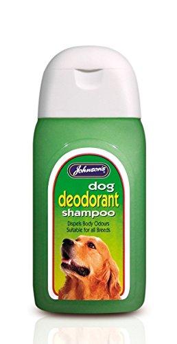 Johnsons Veterinary Products Ltd Shampoing désodorisant pour chien