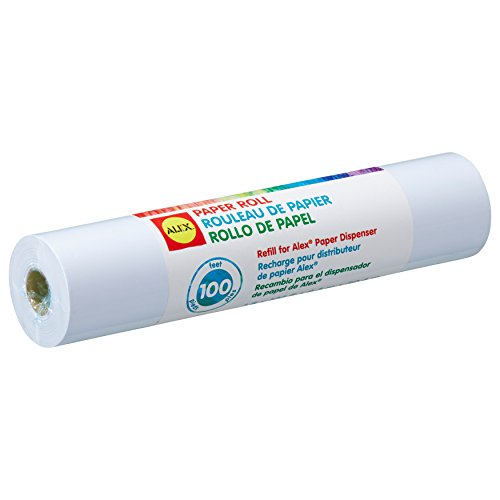 Alex Brands Paper Roll White
