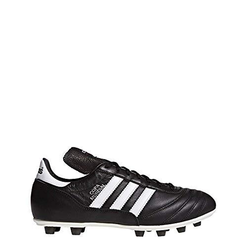 Adidas Copa Mundial, Zapatillas Fútbol Hombre, Negro/Blanco