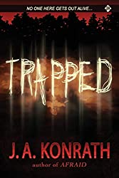 Cover of Trapped