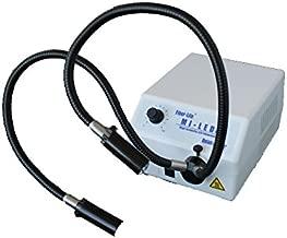 Dolan-Jenner Fiber-Lite Mi-LED-US-DG LED Illuminator with Dual Gooseneck Light Guide