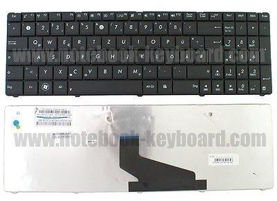 Nexpert Orig. deutsche QWERTZ Tastatur fürr Asus X73B X73BY X73BR X73E X73TK X73TA X73T Series Schwarz DE Neu Achtung: Bei diesem Modell gibt es unterschiedliche Tastatur_Varianten, bitte unbedingt vor den Kauf das Rückseite_Foto vergleichen.