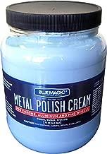 Blue Magic 550 Metal Polish Cream, 72.oz