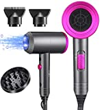 Best Hair Dryers - Ionic Hair Dryer, 1800W Professional Blow Dryer Review