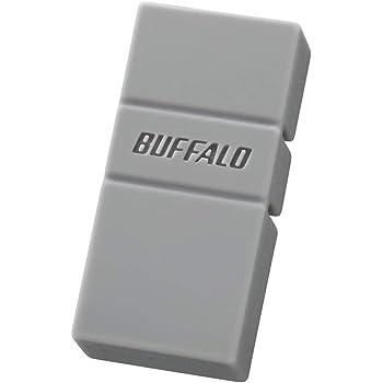 BUFFALO USB3.2(Gen1)TypeC-A対応USBメモリ 32GBグレー RUF3-AC32G-GY